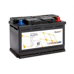 Batterie Store Rich 80